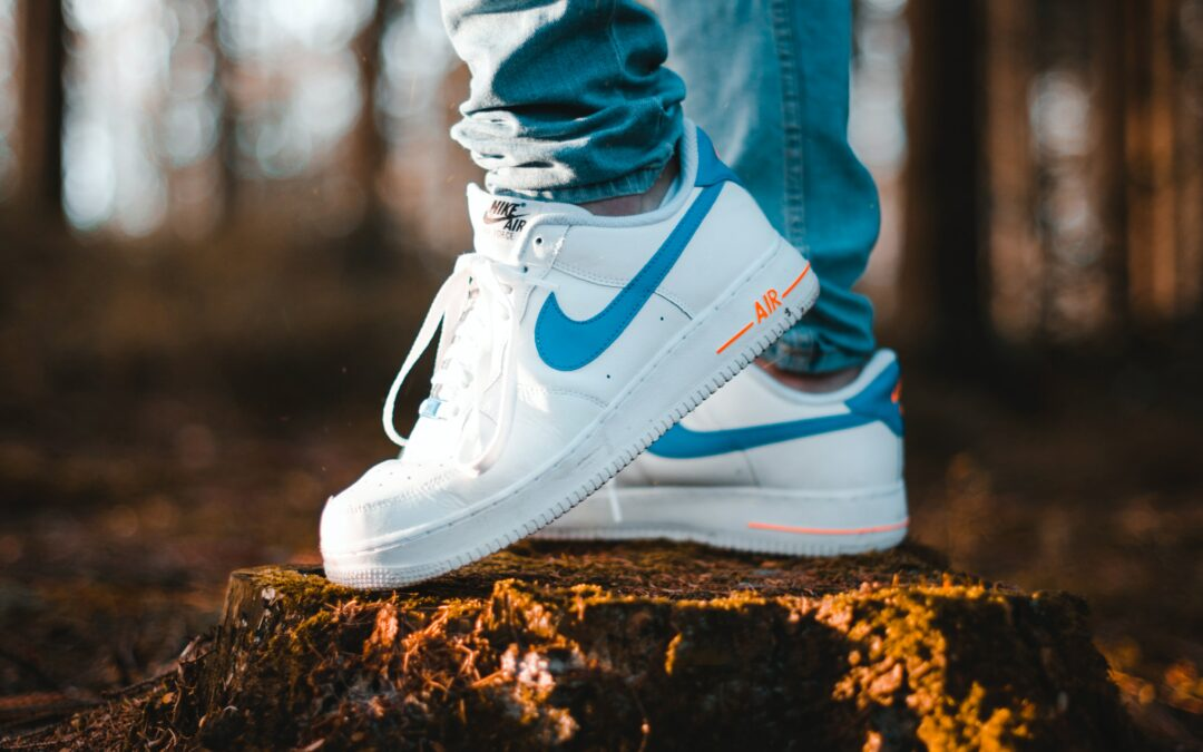 Custom sneakers – dine unikke sko