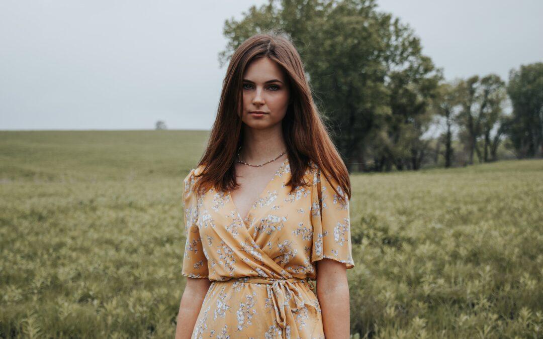 Forny sommergarderoben med en a-view kjole